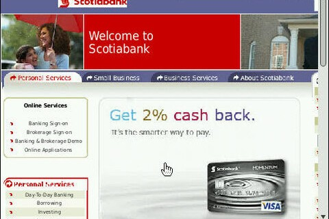 Scotiabank Partners With M-Com To Bring Mobile Banking To BlackBerry