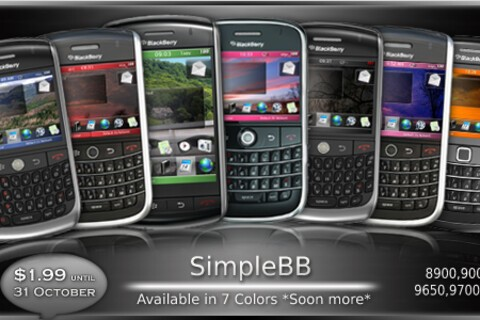 Contest: SimpleBB - A new theme available in 7 different colors. Win 1 of 100 free copies!