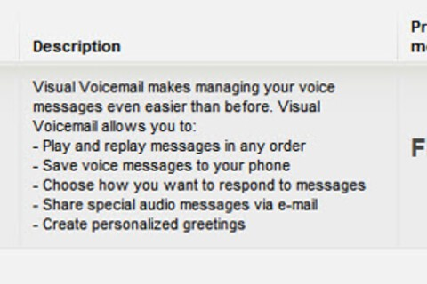 T-Mobile Offering Free Visual Voicemail