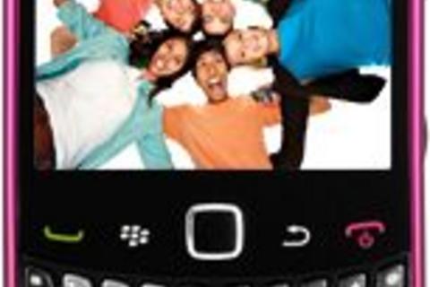 Verizon now offering the BlackBerry Curve 3G (9330) in fuchsia