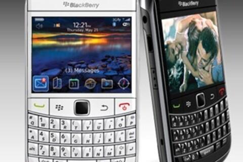 White BlackBerry Bold 9700 Spotted On BlackBerry Website