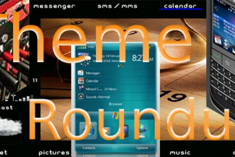 BlackBerry Theme Roundup for February 22nd  2010 - 25 Copies of Big Picture HD to be Won!