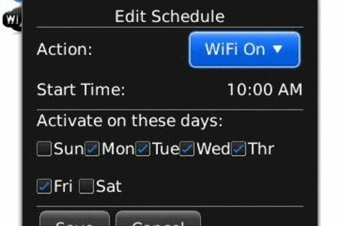 WiFi_BTPower Schedules Your WiFi and Bluetooth Radio - 25 Free Copies
