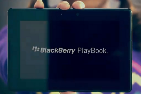 More BlackBerry PlayBook promo videos from RIM!
