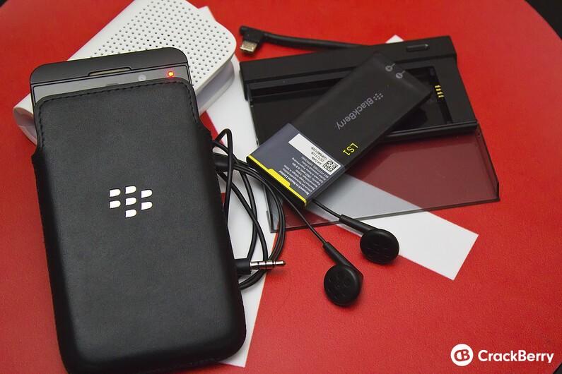 Blackberry accessories movie