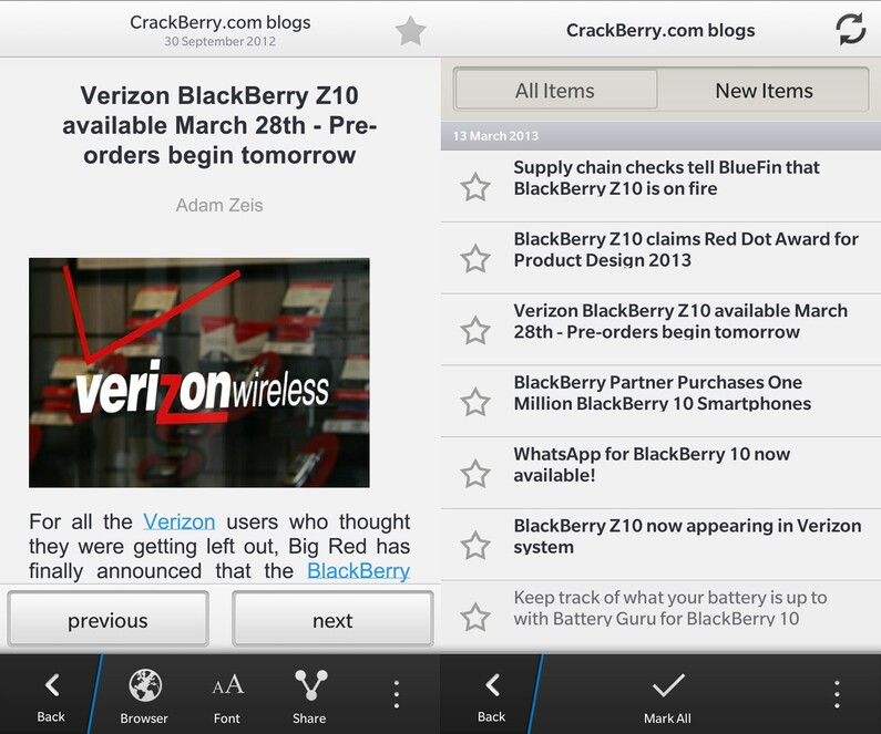 Daily for BlackBerry 10