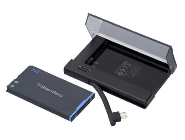 BlackBerry Q10 Battery Charging Bundle