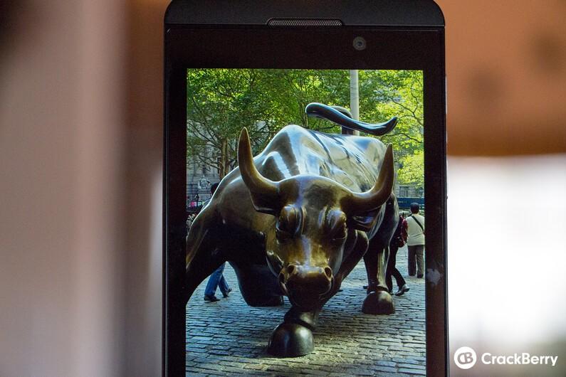 BlackBerry Bull