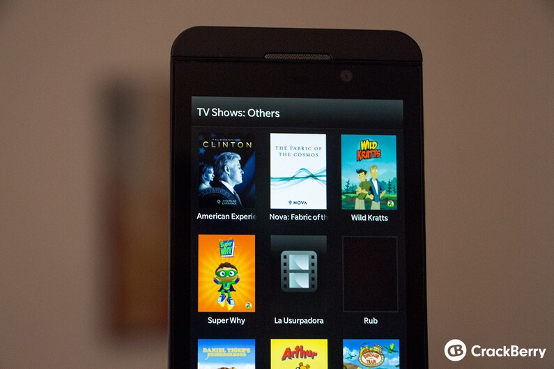 BlackBerry World TV