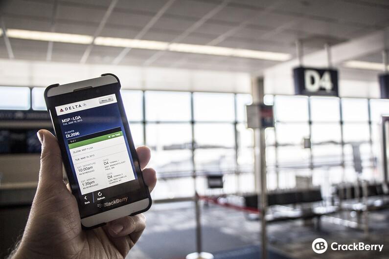 Fly Delta for BlackBerry 10