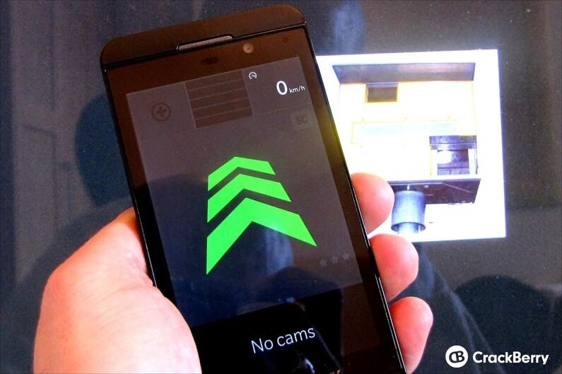 CamSam for BlackBerry 10
