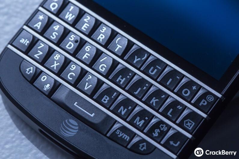 blackberry q10 keyboard - photo #3
