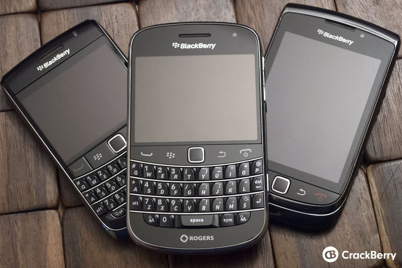 Legacy BlackBerry devices
