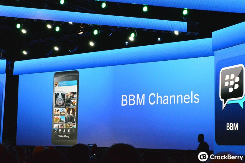 BBM Channels now available to download from Beta Zone