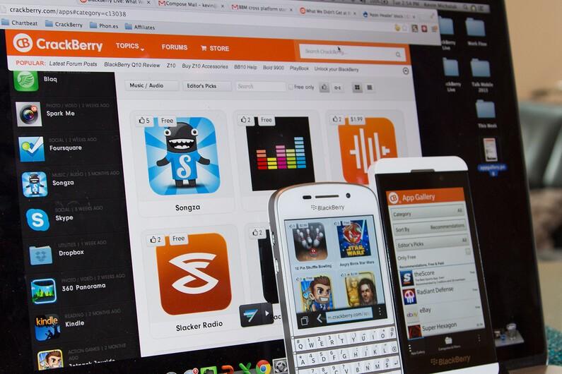 CrackBerry App Gallery!