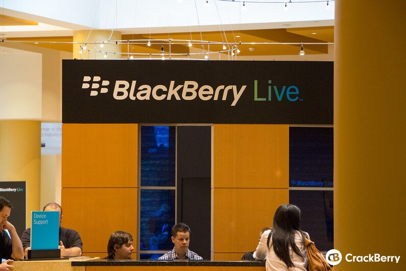 BlackBerry Live