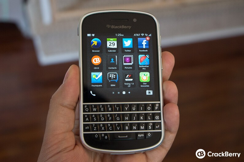 ... Q10 outselling the iPhone 5 and Galaxy S4 in France : CrackBerry.com