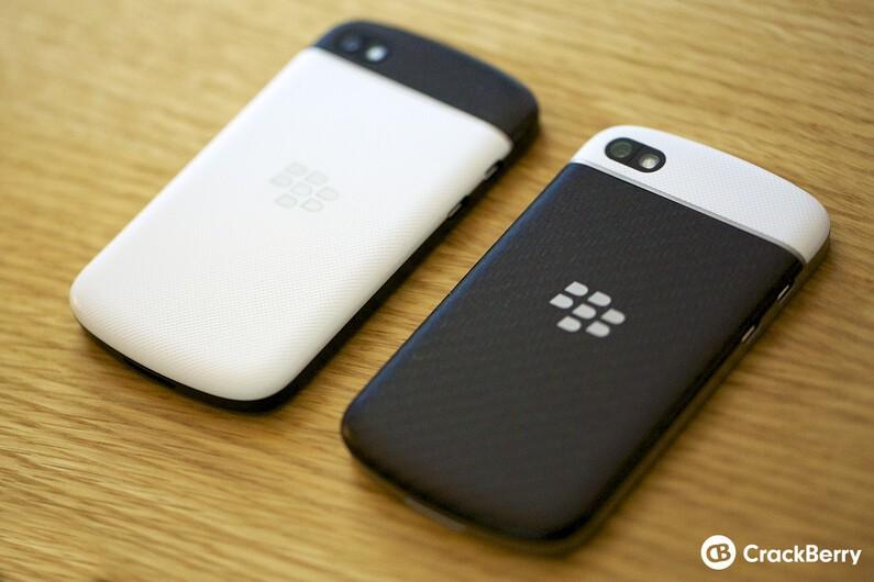 BlackBerry Q10 Panda