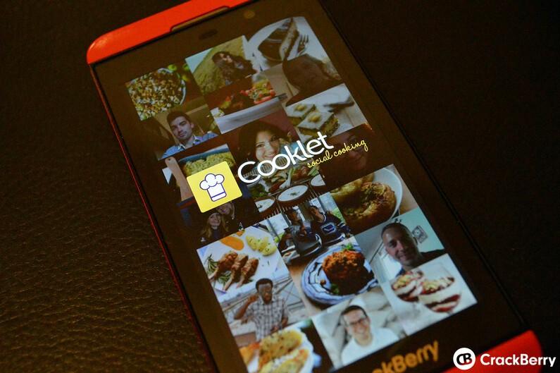 Cooklet app