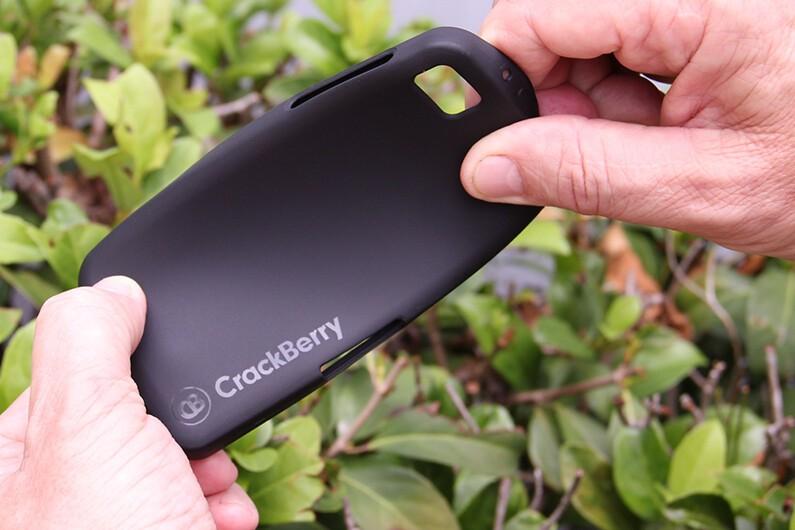 CrackBerry Crunk Case for the BlackBerry Z10