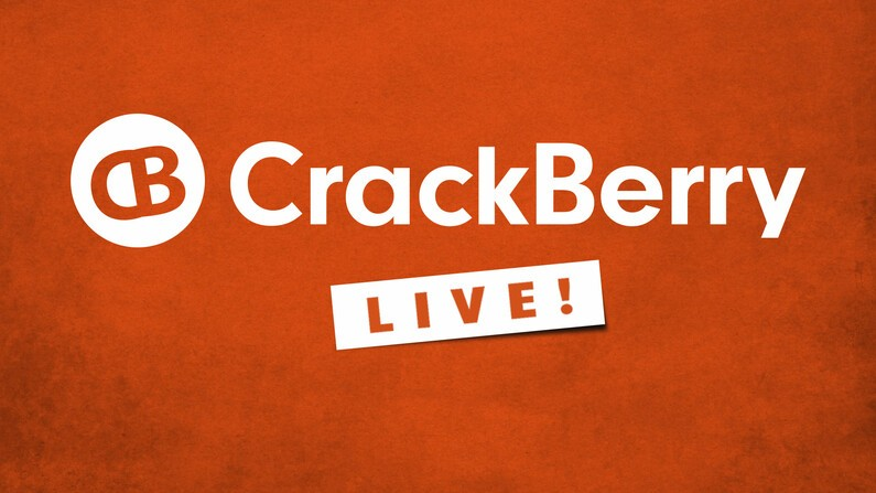 CrackBerry Live!