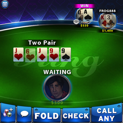 Blackberry texas holdem king 2