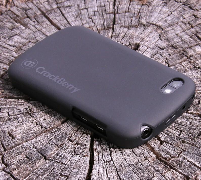 Black Crunk Case
