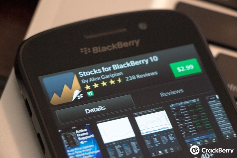 map software for blackberry