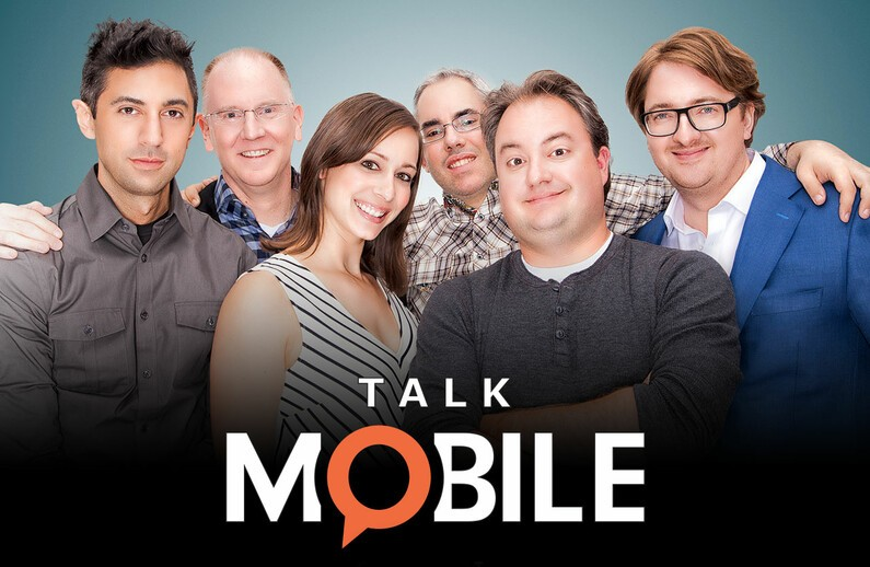 Subscribe not to Talk Mobile via RSS, YouTube, and iTunes!