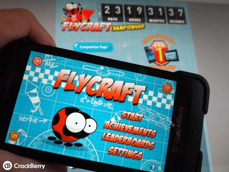 FlyCraft Competition
