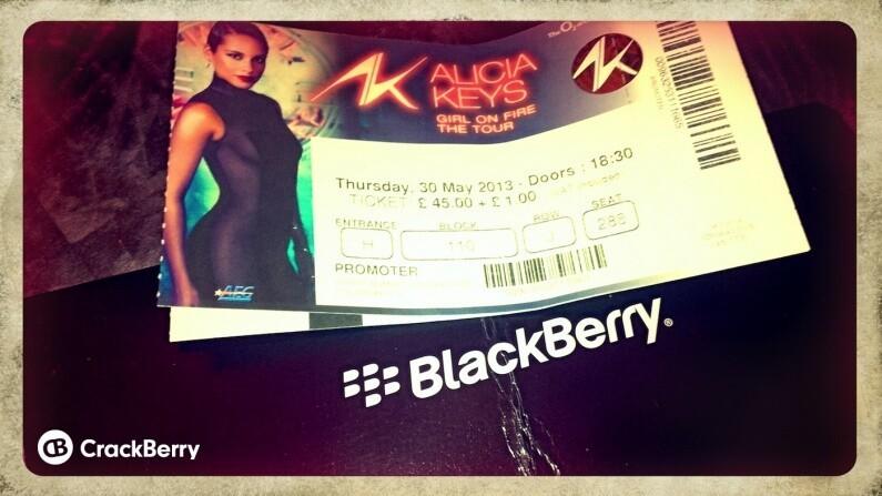 Alicia Keys Secret Sessions UK
