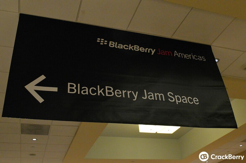 New location added to BlackBerry Jam Camp