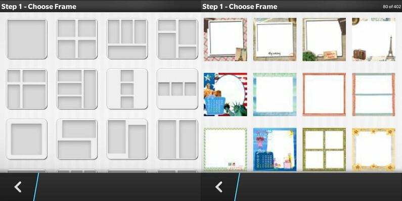 PicMix Frames