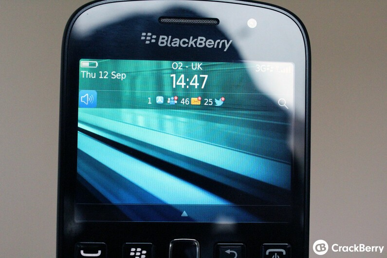 9720 Touchscreen