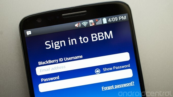 Download BBM for Android and Iphone Update