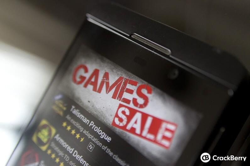 Games sale