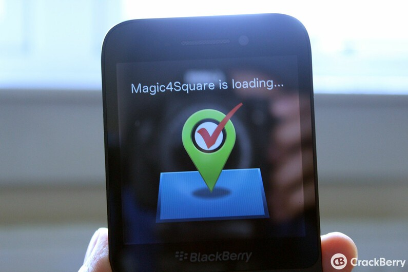 Magic4Square now available from BlackBerry World