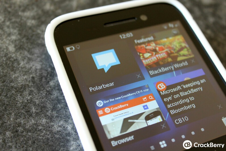 New Polarbear beta update coming today - can now share direct to Google+