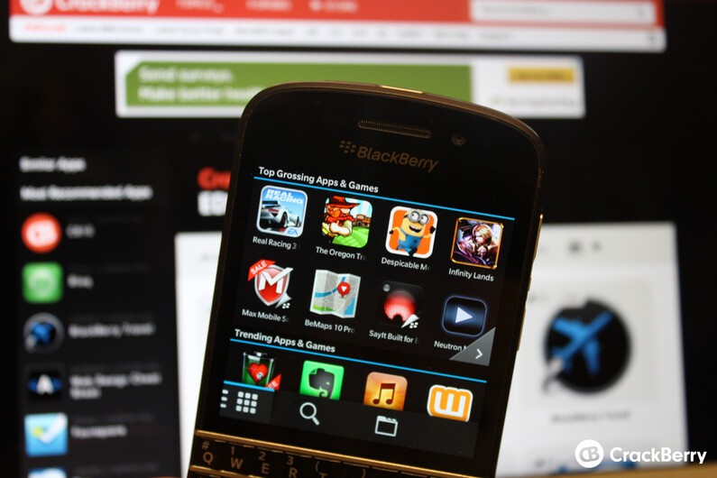 blackberry adult apps roundup