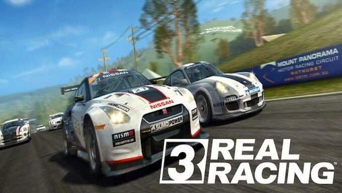 Real Racing 3 Updated With New Track Cars And Game Modes