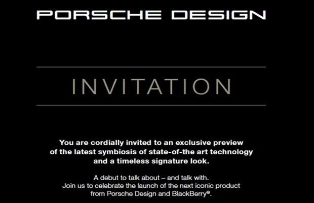 Porsche Design P 9982 Launch Event Set For November 24th