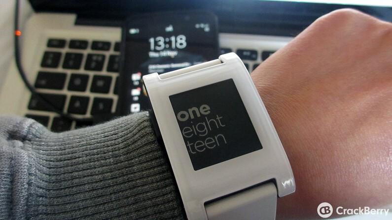 Pebble smart watch app Talk2Watch updated