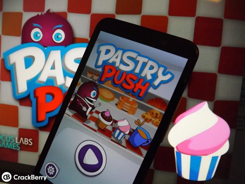 Pastry Push