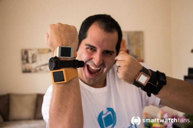 Adam Zeis, Chief Smartwatch Fan