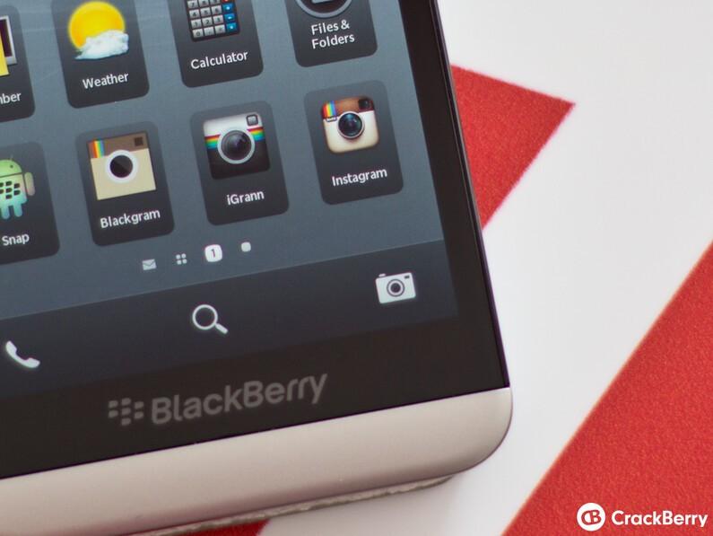 Instagram apps for BlackBerry