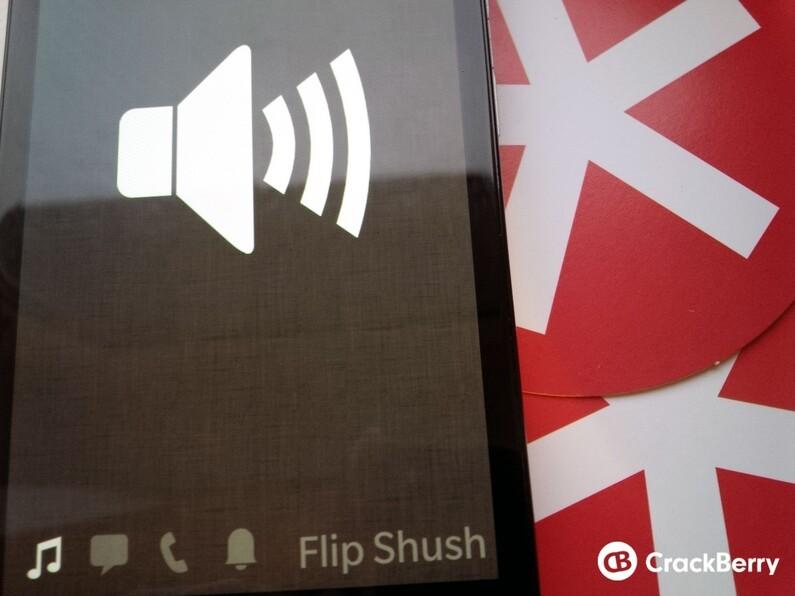 Flip Shush