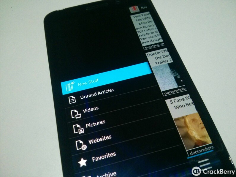 ReadItNow updated to v6.5 bringing navigation tabs and more