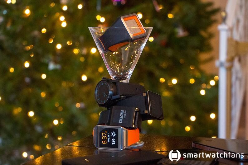 Smartwatch Fans!