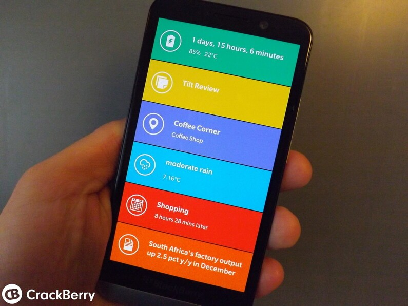 Tilt updated with dynamic RSS feeds, keyboard shortcuts and more