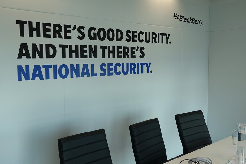 BlackBerry National Security